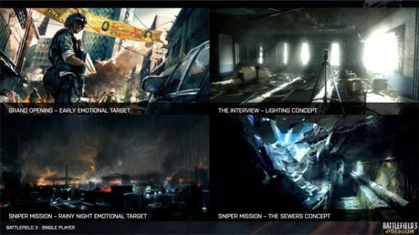 , Battlefield 3 Premium August Content Detailed and Dated, MP1st, MP1st