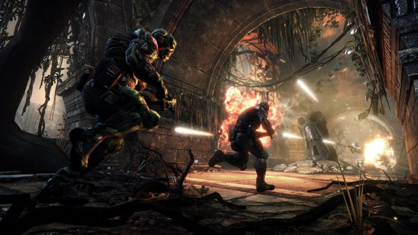 , Crysis 3 Multiplayer Will Have an Easier Entry Level, Crash Site Returns and Challenges Introduced, MP1st, MP1st