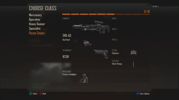 , Black Ops 2 Multiplayer Overview – Weapons, Attachments, Wildcards, Scorestreaks and Maps, MP1st, MP1st