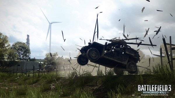 Battlefield 3: Armored Kill DLC Review