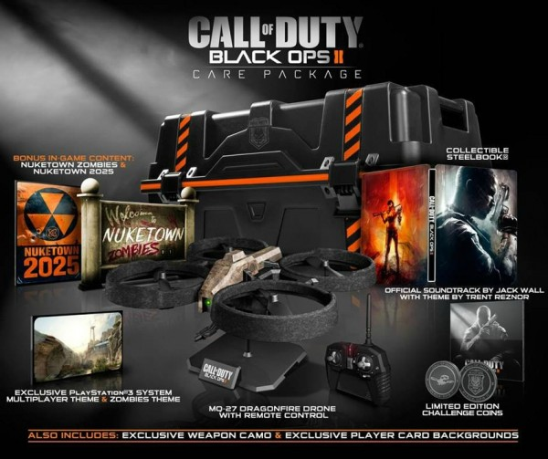 , Official Call of Duty: Black Ops 2 Hardened and Prestige Edition Details, MP1st, MP1st