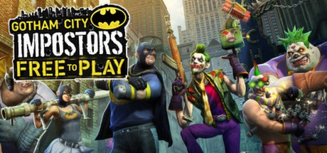 Steam Releases a Free-to-Play Version of Gotham City Impostors