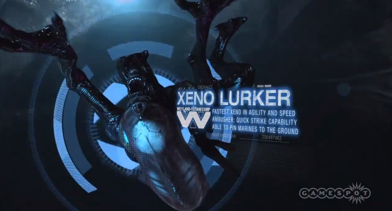 Xenomorph Vs Zerg Aliens: Colonial Marin...