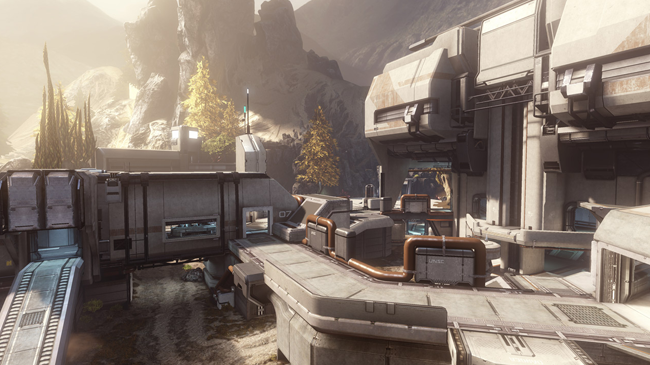 All Maps with Pictures | Halo: Reach and Legacy Halo