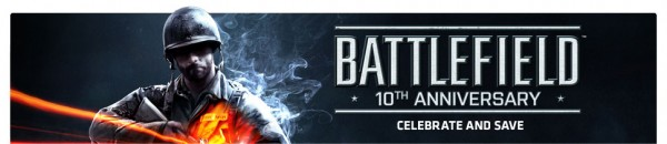 , Battlefield Celebrates 10 Years, One-Day Origin Sale: Select Battlefield Titles for $10, MP1st, MP1st