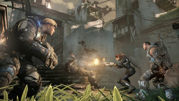 , Gears of War: Judgment – Interview with Epic Games Multiplayer Designer Quinn DelHoyo, MP1st, MP1st