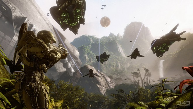 New Details on the Halo 4 Progression System, More ForgeWorld and