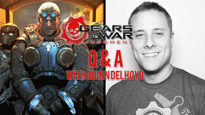 Gears of War: Judgment – Interview with Epic Games Multiplayer Designer Quinn DelHoyo