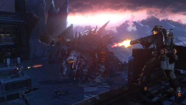 , Lost Planet 3 Multiplayer Teaser Image Released, MP1st, MP1st