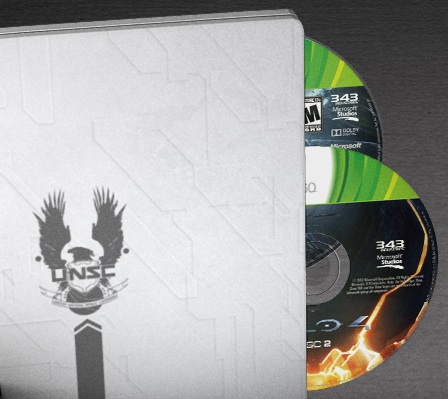 , Halo 4's Development Officially Over, Will Ship On Two Discs, MP1st, MP1st