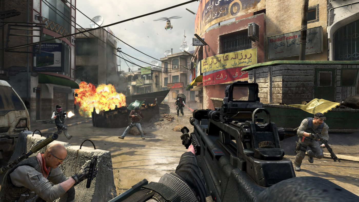 Check Out The Latest Call of Duty: Black Ops 2 Multiplayer