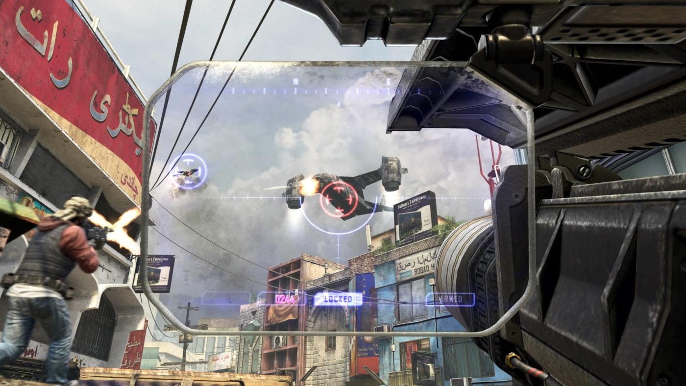 Call of duty имеет как одиночный режим игры, так и многопользовательский
