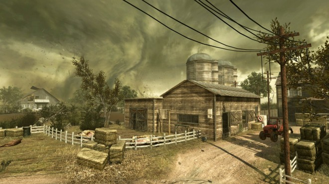 Hurricane Sandy Disrupts Call of Duty Servers