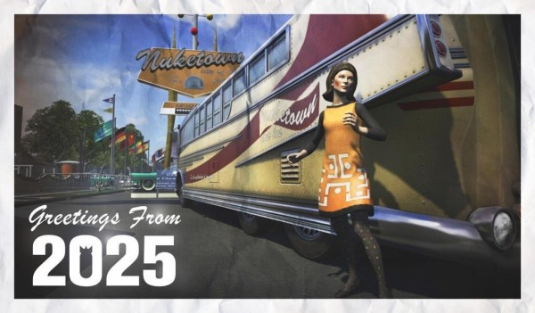 , Call of Duty: Black Ops 2 – First Image of Nuketown 2025, MP1st, MP1st