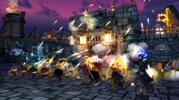 , Happy Wars Out Today, Free-to-Play Xbox LIVE Arcade Title, MP1st, MP1st