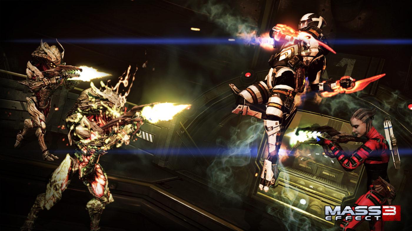 Mass Effect 3 Multiplayer | Mass Effect Wiki | Fandom
