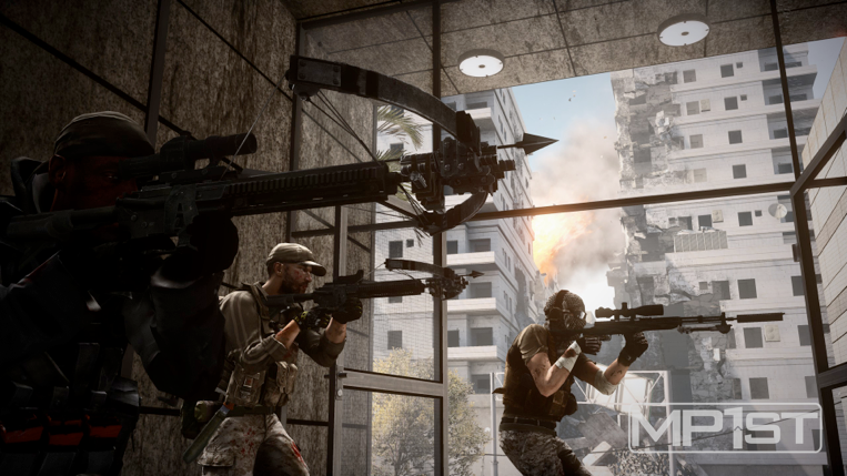 Battlefield 3: Aftermath features the crossbow as a new weapon