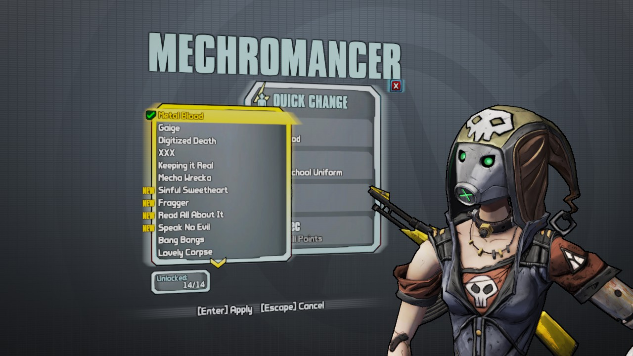 Borderlands 2 Gaige The Mechromancer DLC Review - MP1st