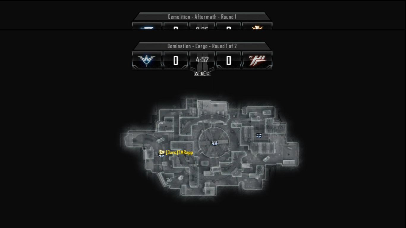 Black Ops 2 News - Map Layouts for CTF Demo and Dom   Battle Royale on