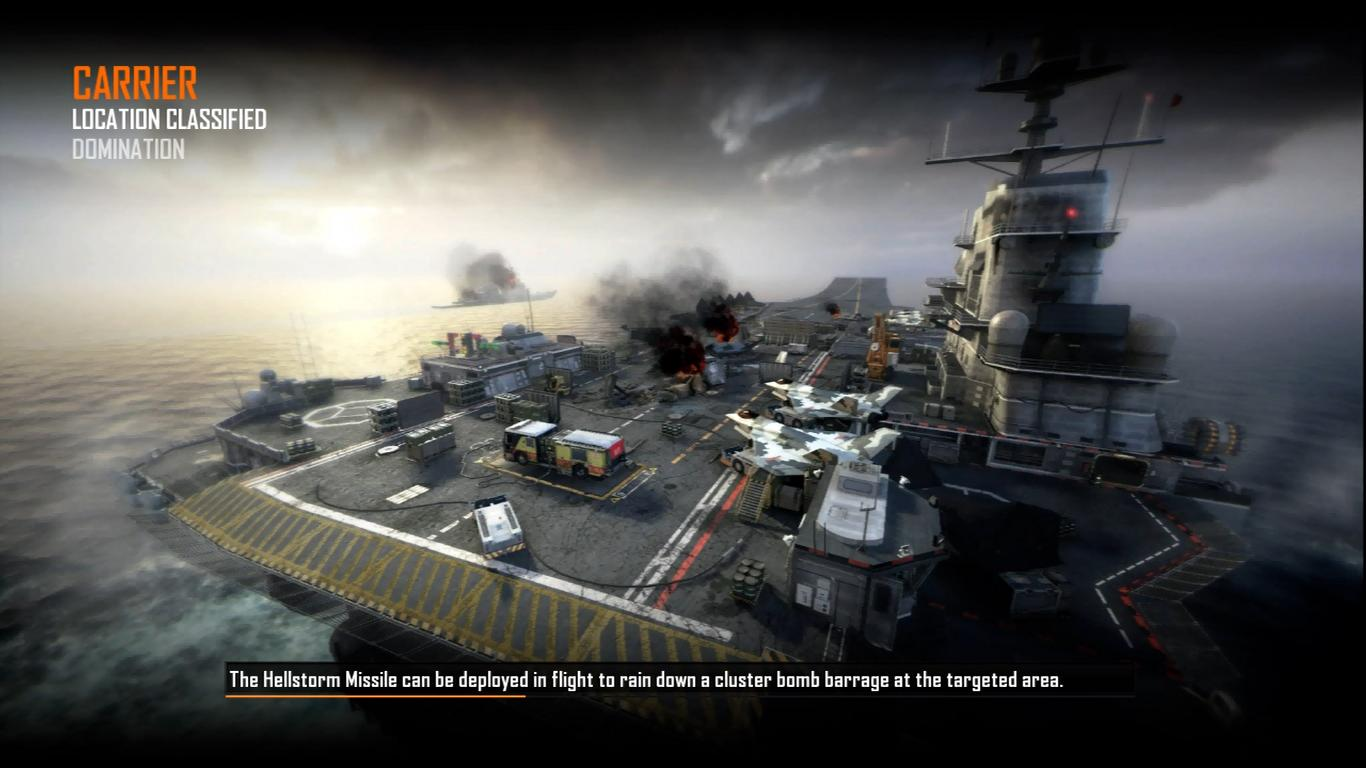 Call of Duty: Black Ops 2 Map Strategies – Carrier - GameZone Call Of Duty Black Ops Maps on