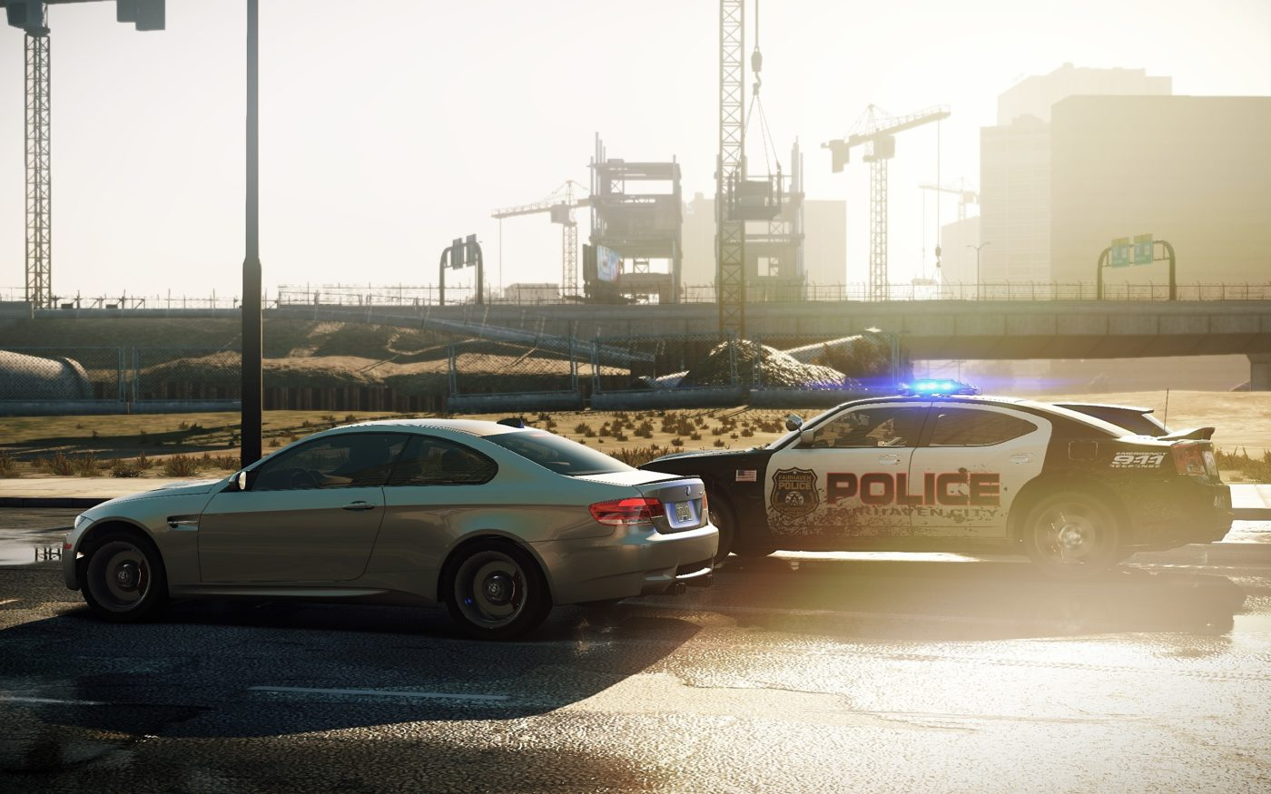 Need For Speed Most Wanted Review Mp1st