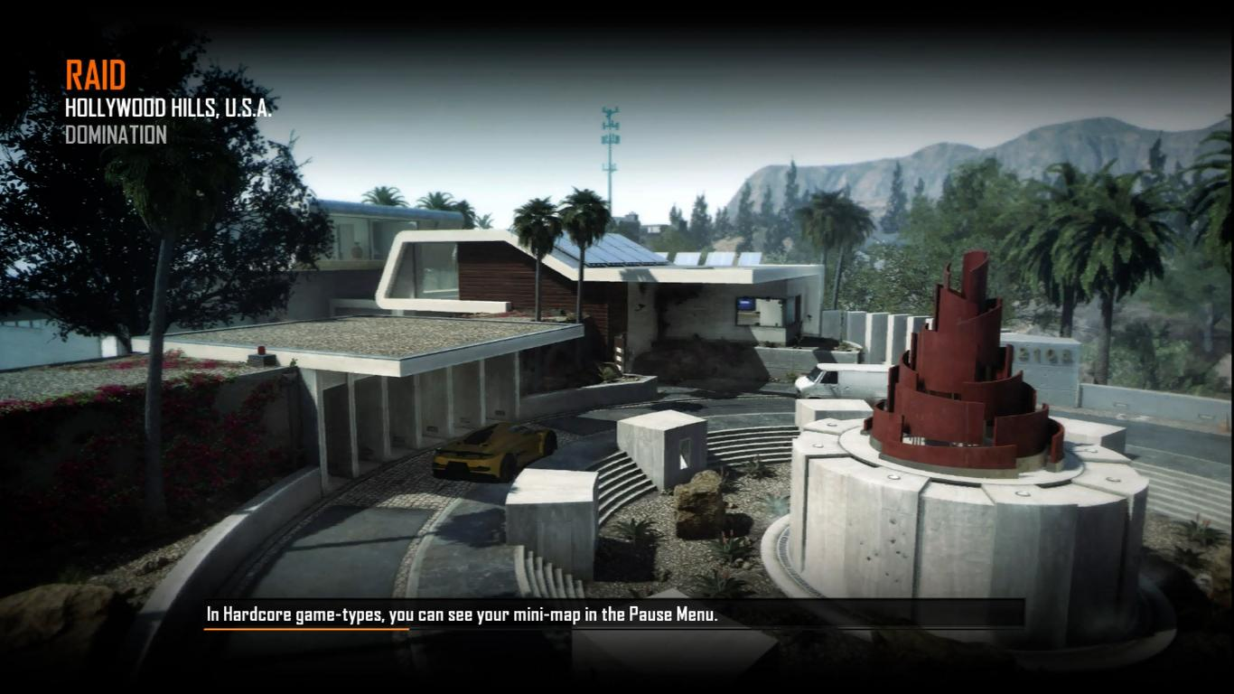 All Call Of Duty: Black Ops 2 Map Layouts  Domination, Demolition And Ctf   Mp1st
