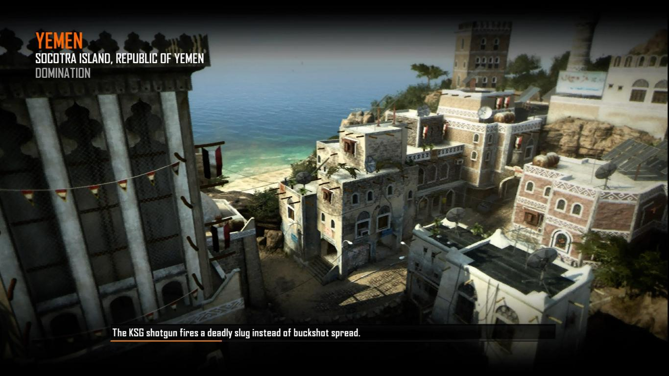 Black Ops 2 News - Map Layouts for CTF Demo and Dom | Battle Royale