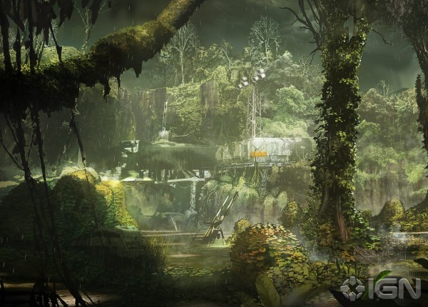 """, Bungie's New Universe Revealed, """"Destiny"""" Story Details and Concept Art Leaked, MP1st, MP1st"""