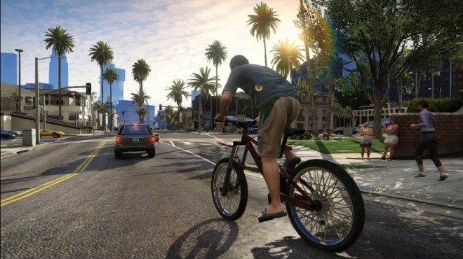 Grand Theft Auto 5 – Microsoft Offers 1600 Microsoft Points For Pre-Ordering On The Xbox 360