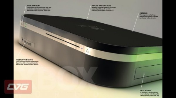 , Alleged Xbox 720 Details Emerge, Augmented Reality, Kinect 2.0, 3D Sound and More, MP1st, MP1st