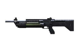 Call of Duty: Black Ops 2 Zombie Weapons and Equipment ... M1216 Real Life