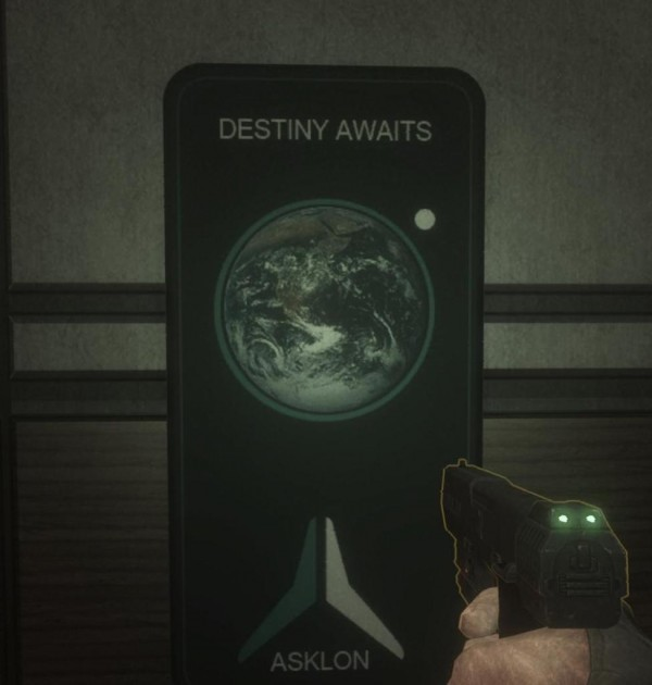 ", Bungie's ""Destiny"" Teased In Halo: ODST, MP1st, MP1st"