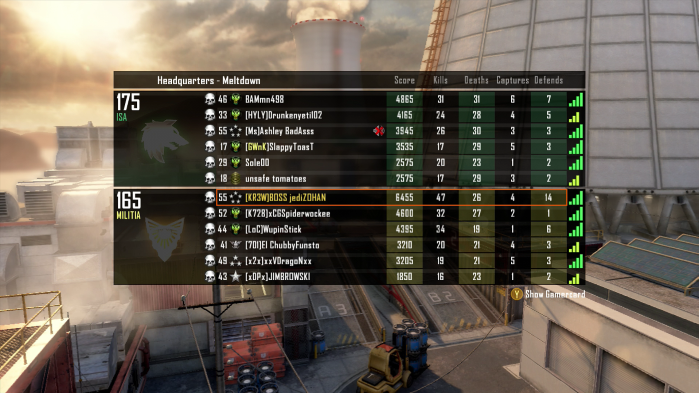 black ops 2 matchmaking problems