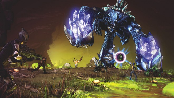 Borderlands 2 - Mysterious Bug Locks Out DLC Raid Bosses For The