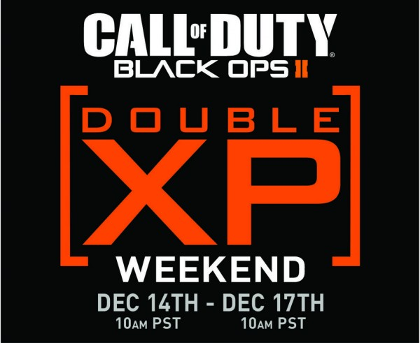 , Black Ops 2 Double XP Weekend In Effect, Game With Treyarch Devs on the Xbox 360, MP1st, MP1st