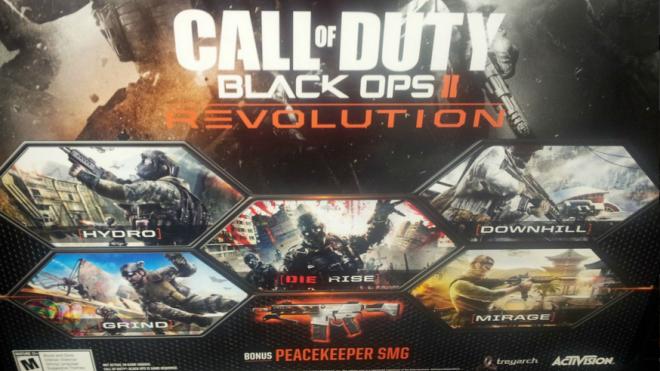 Black Ops 2 Promotion Poster Reveals