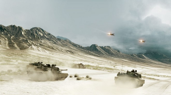 Battlefield 3 and Battlelog Outages a Result of 'Activity Aimed at Overwhelming Game Servers' [Updated]