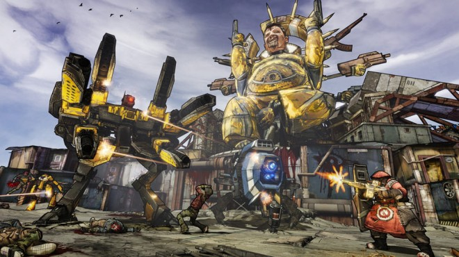 Borderlands 2: Sir Hammerlock's Big Game Hunt DLC – New Details Surface