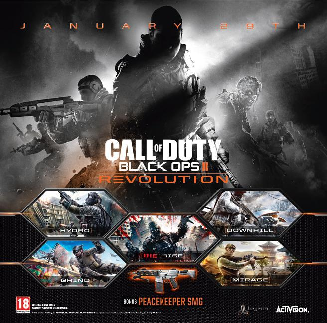 185664 10152393851280640 943037418 n DLC بازی COD:BlackOps IIs revolution منتشر شد