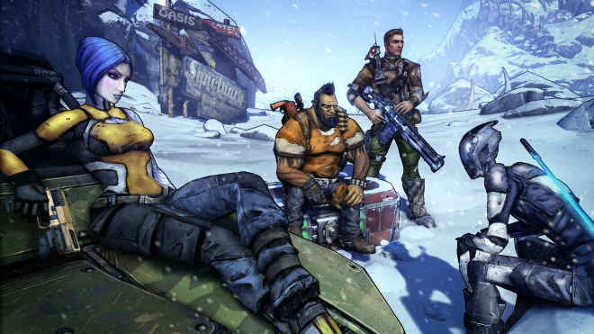 Borderlands 2 - Xbox 360 Compatibility Pack Fixed, Gearbox