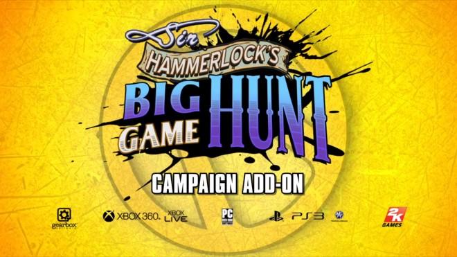 Borderlands 2 - Sir Hammerlock's Big Game Hunt DLC Review