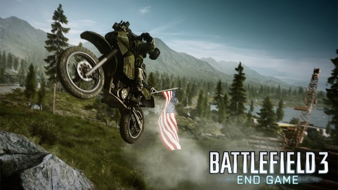 Battlefield 3: End Game Xbox 360 and PC Premium Release Times - MP1st