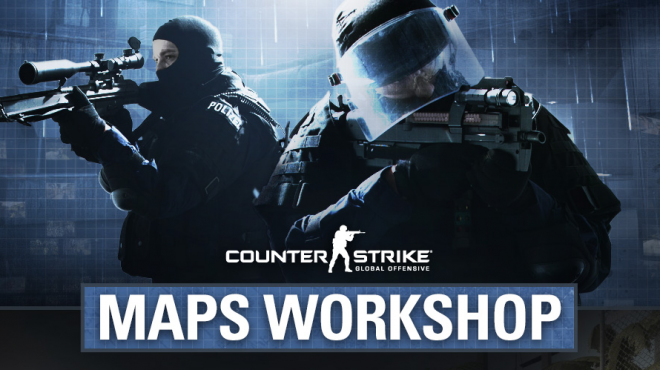Counter-Strike: Global Offensive – Valve Launches Map Workshop