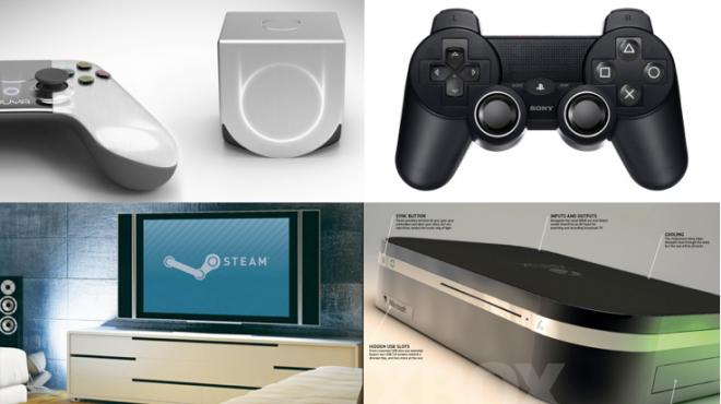 Xbox One Vs Ps4 Vs Wii U Vs Ouya Next-gen console rumor  xboxXbox One Vs Ps4 Vs Wii U Vs Ouya
