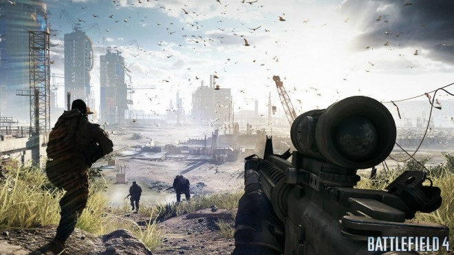 "BF4 Announced For Xbox One and PlayStation 4, October 29 Release Date For Current-Gen, ""China Rising"" DLC Detailed"