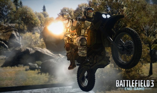 BF3_End_Game_Dirtbike_Passenger_Firing_water