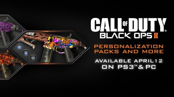Call Of Duty: Black Ops 2 Micro-Transactions Hit The PC And PS3