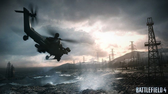 These Five Hi-Res Battlefield 4 Screens Are Pretty