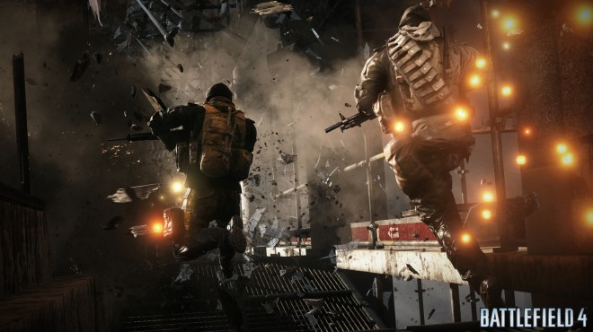 "Battlefield 4 17-Minute Demo Was ""Not The Final Game In Any Way"""