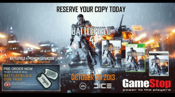 BF4 Date